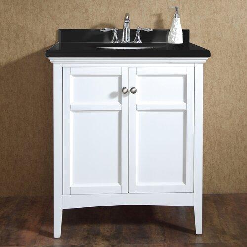 Campo 30'' Bathroom Vanity Ensemble Set
