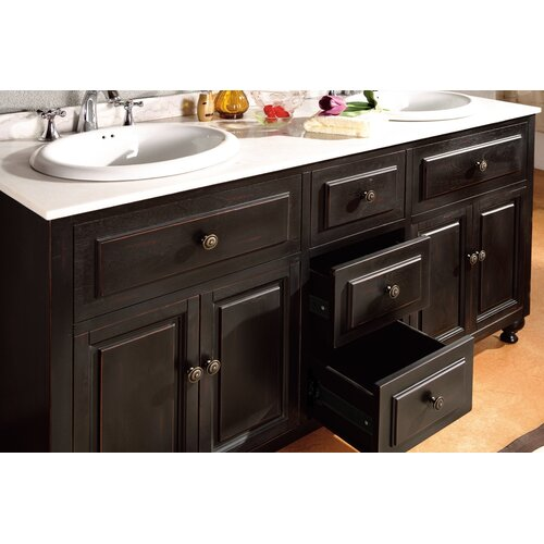 Ove Decors London 60 Double Bathroom Vanity Set Reviews Wayfair