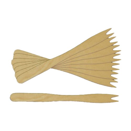 Sephra Wooden Forked Skewer (Set of 1000)