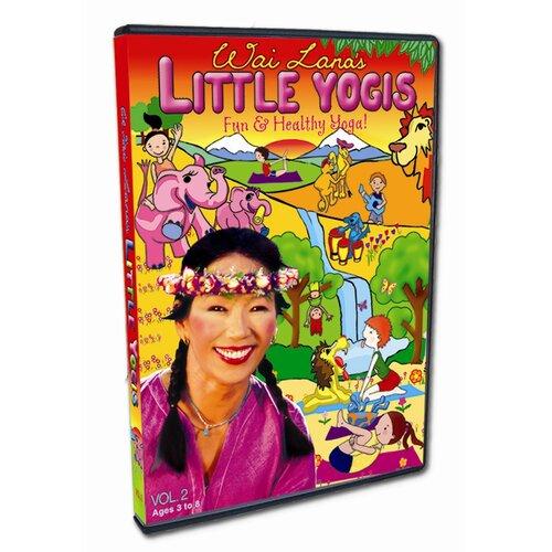 Wai Lana Little Yogis Kids DVD Volume Two