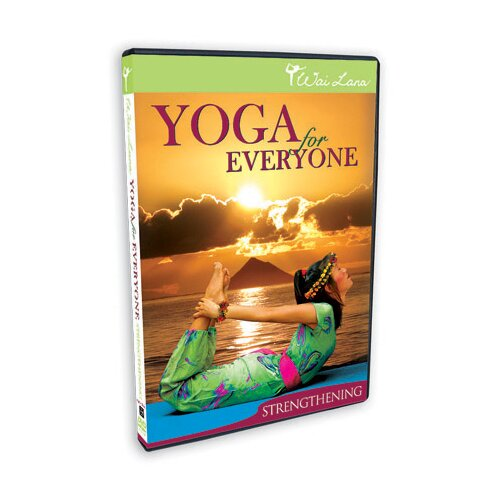 Wai Lana Yoga Strengthening Workout DVD