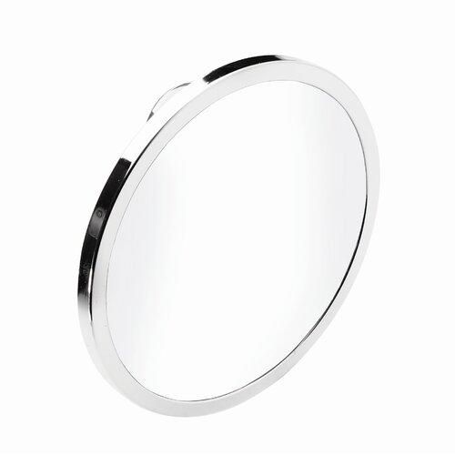 Croydex Professional Bath Small Round Magnifying Mirror