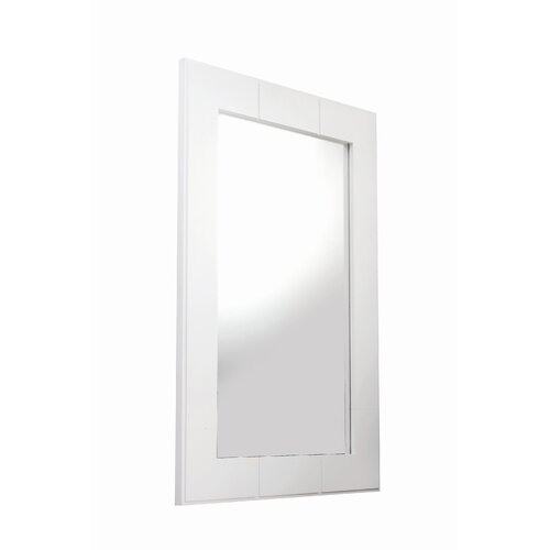 Croydex Maine Wood Mirror