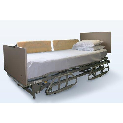 NYOrtho Bed Rail Pads Sheepskin in Cream