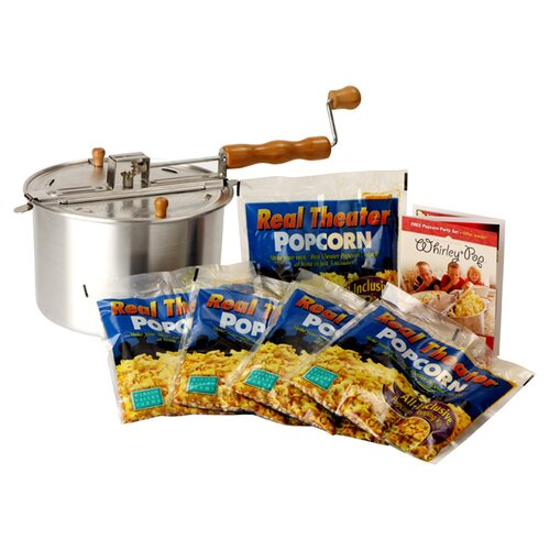 Whirley Pop Theater Gift Set