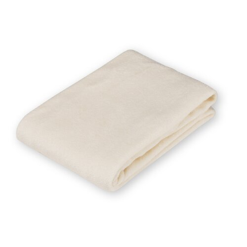 American Baby Company Knitted Cotton Terry Contoured Changing Table Cover