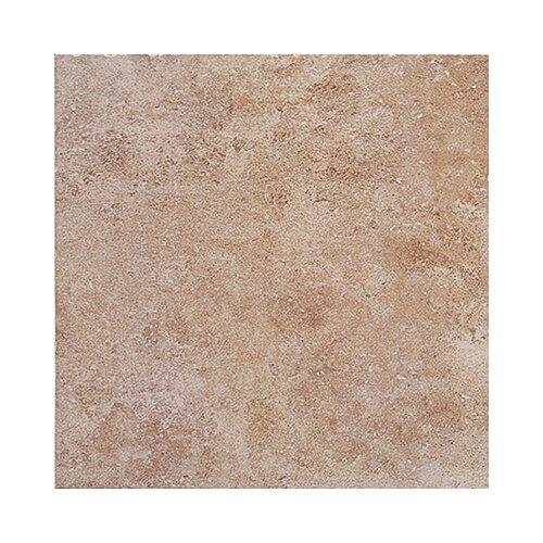 "Interceramic Montreaux 4-1/4"" x 4-1/4"" Ceramic Wall Tile in Brun"