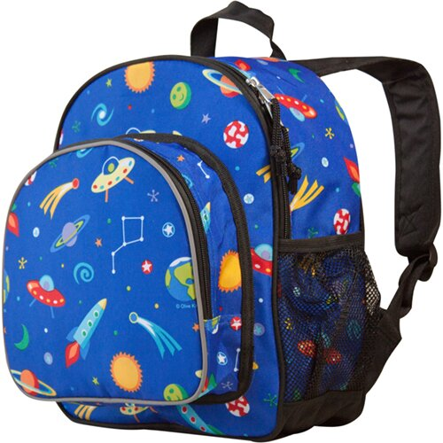 Wildkin Out of This World Olive Kids Pack'n Snack Backpack