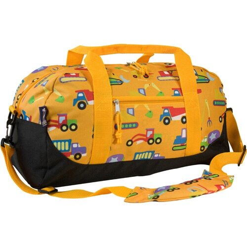 Olive Kids Under Construction Duffel Bag