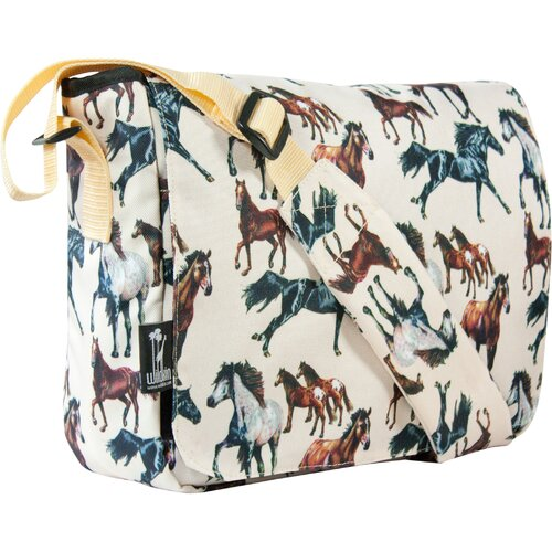 Wildkin Classic Messenger Bag