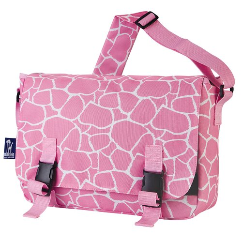 Ashley Giraffe Jumpstart Messenger Bag