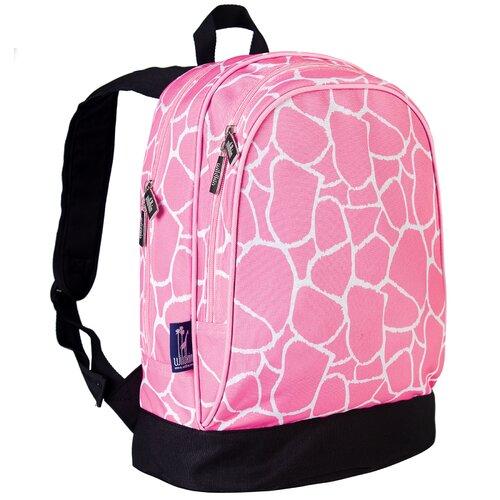 Wildkin Ashley Giraffe Sidekick Backpack