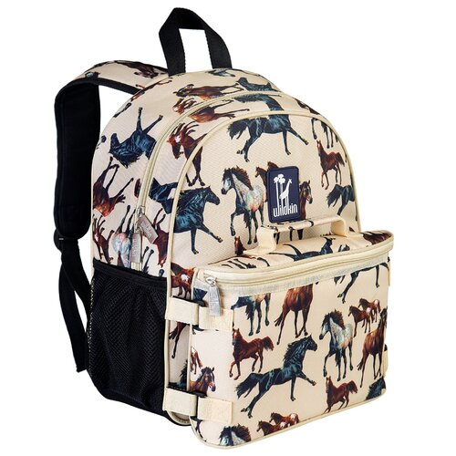 Wildkin Classic Horse Dreams Bogo Backpack