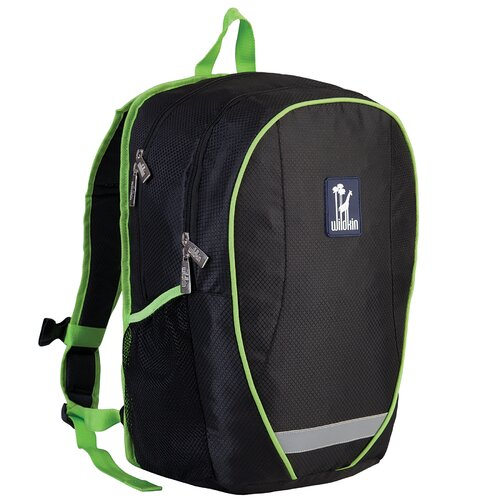 Solids Rip-Stop Comfortpack Backpack