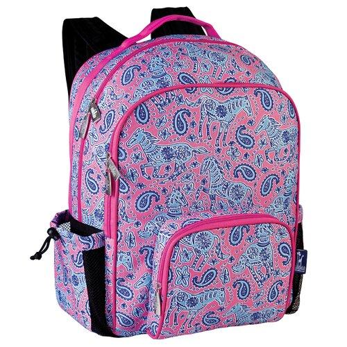 Ashley Ponies Macropak Backpack