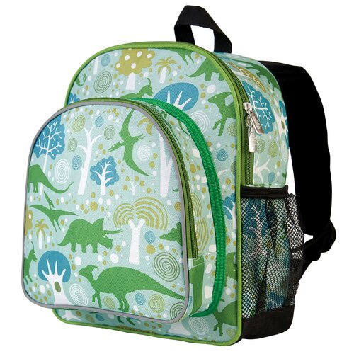 Ashley Dinomite Dinosaurs Pack 'n Snack Backpack