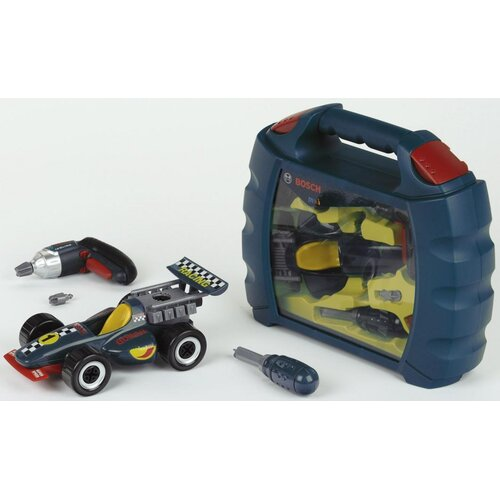 Theo klein Bosch 2 Piece Grand Prix Car Set