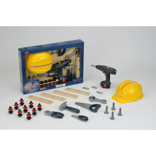 Theo klein Bosch 36 Piece Tools Set