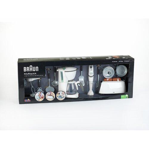 Theo klein Braun Kitchen Set