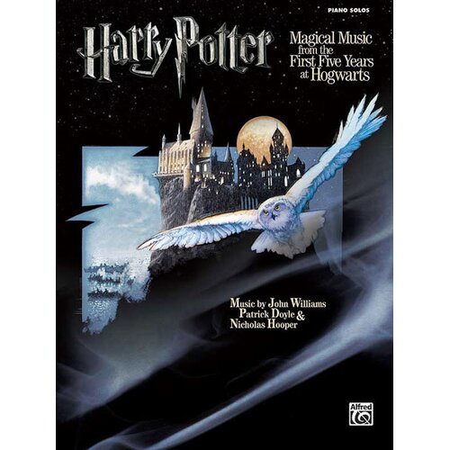 Alfred Publishing Company Harry Potter Magical Music Piano Solos
