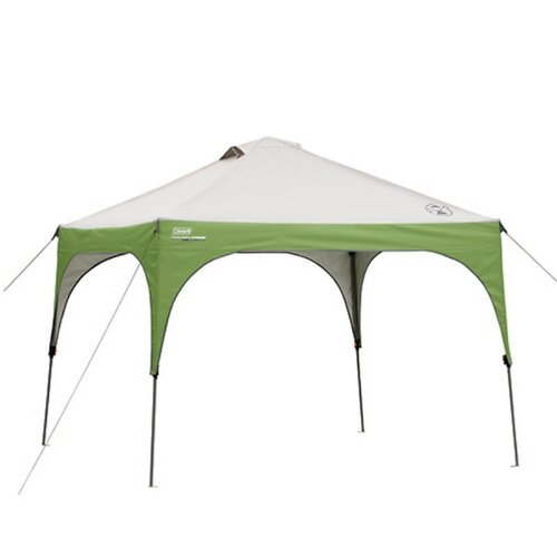 Straight Leg Canopy Shelter