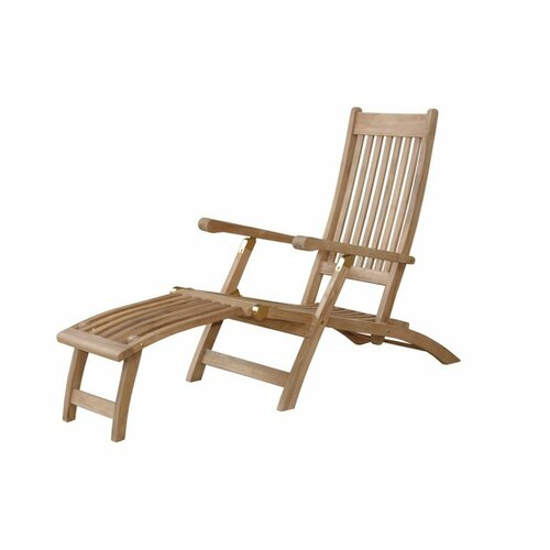 Tropicana Steamer Lounge Chair with Cushion