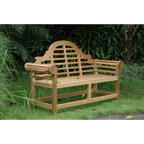 Anderson Teak Marlborough Teak Garden Bench