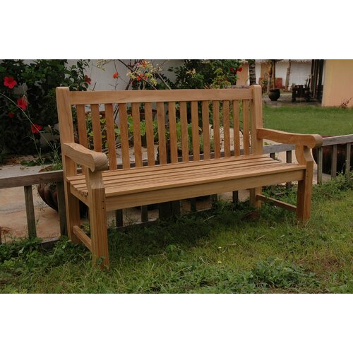 Anderson Teak Devonshire Teak Garden Bench