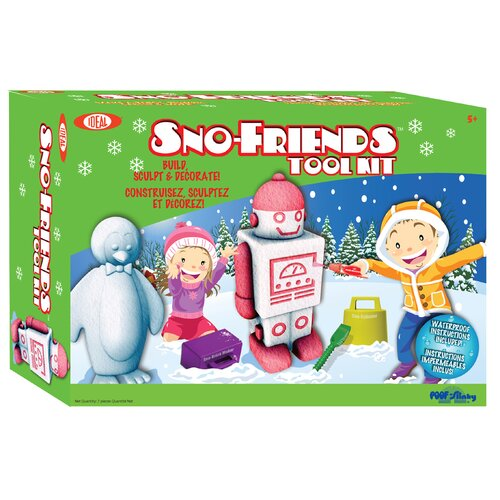 Ideal Sno Friends Tool Kit