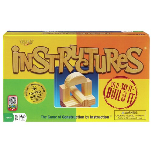 POOF-Slinky, Inc Instructures Block Game