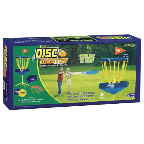 Disc Master Golf Game
