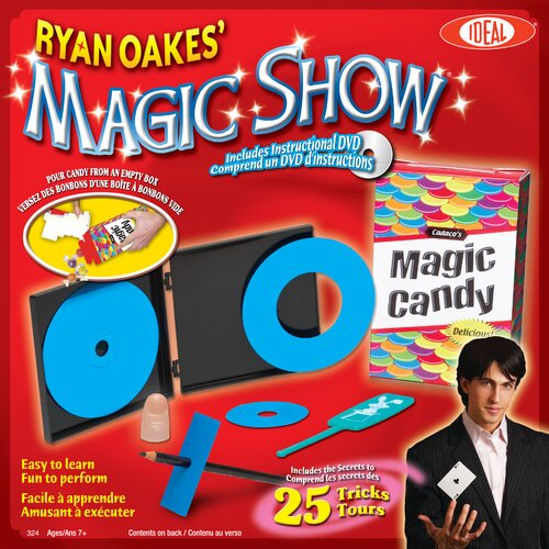 POOF-Slinky, Inc Magic Show Candy Box
