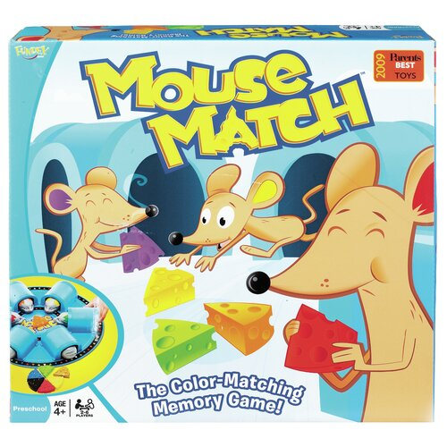 Mouse Match Memory Game