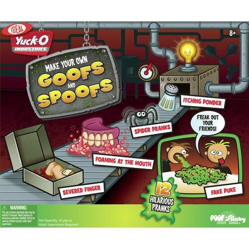 POOF-Slinky, Inc Yucko Goofs and Spoofs Kit