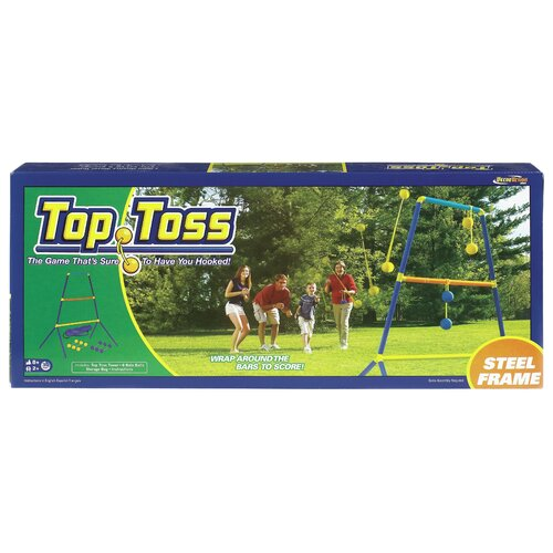 POOF-Slinky, Inc Top Toss Bolo Ball Game