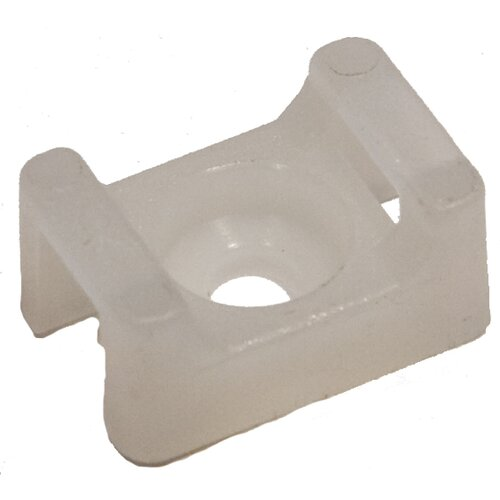 "Morris Products 0.62"" Saddle Center Tie Mounts"