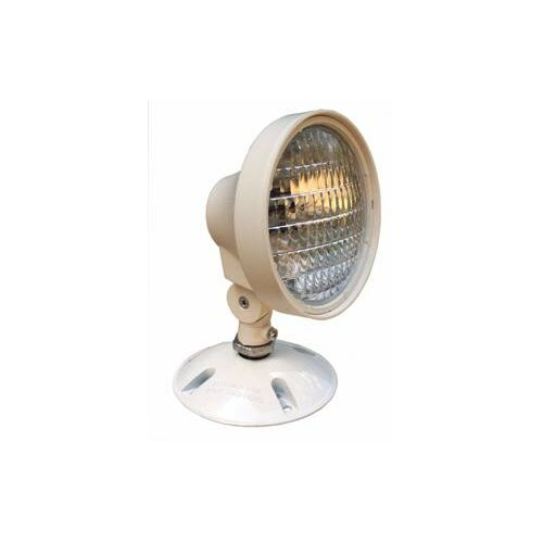 Morris Products Weatherproof Head Remote Emergency Light