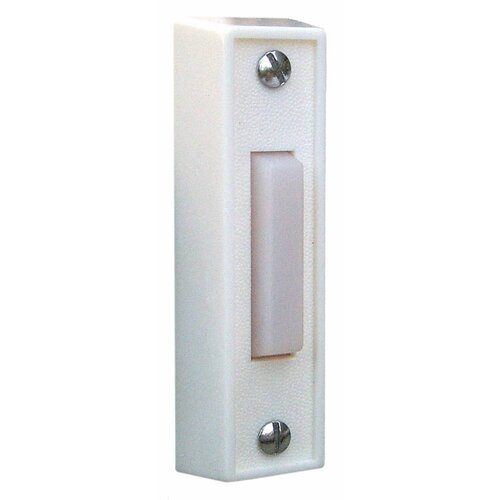 Morris Products Lit Pushbuttons in White