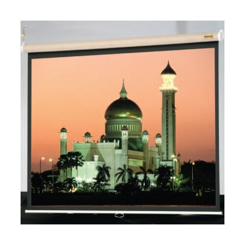 Da-Lite Designer Model B Glass Beaded Manual Projection Screen