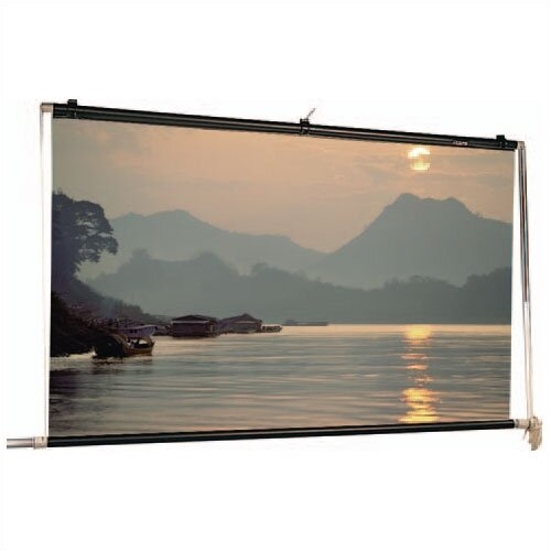 Da-Lite Scenic Roller Matte White Manual Projection Screen