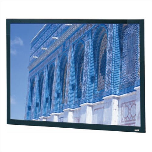 Da-Lite Da-Snap Glass Beaded Fixed Frame Projection Screen