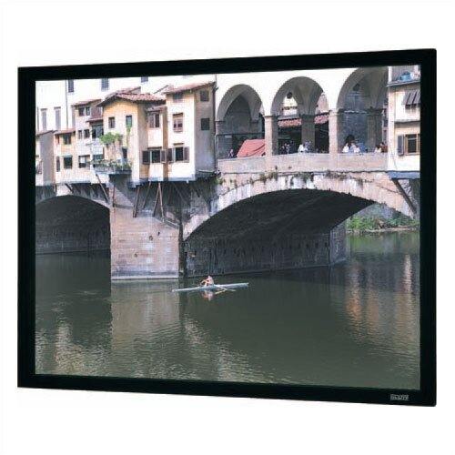 Da-Lite Imager Da-Tex Rear Projection Fixed Frame Projection Screen