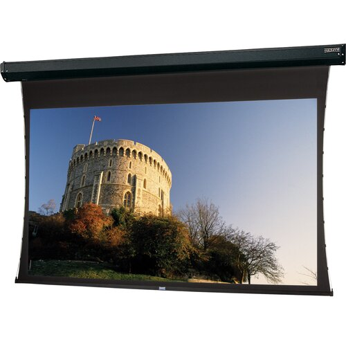 "Da-Lite Tensioned Cosmopolitan Electrol High Contrast Da - Mat 92"" Electric Projection Screen"