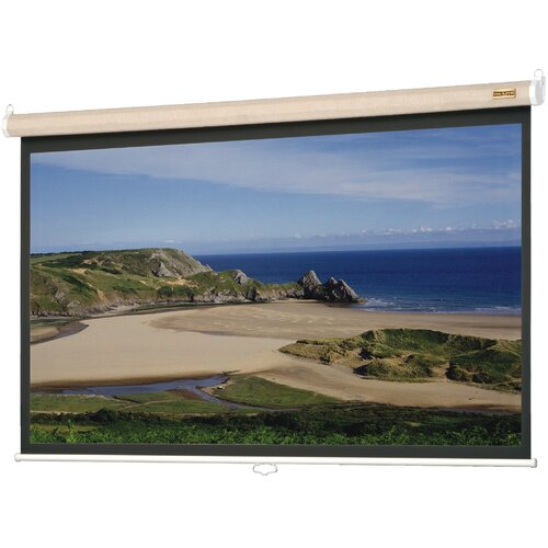 "Da-Lite Designer Model B High Power 50"" x 50"" Manual Projection Screen"
