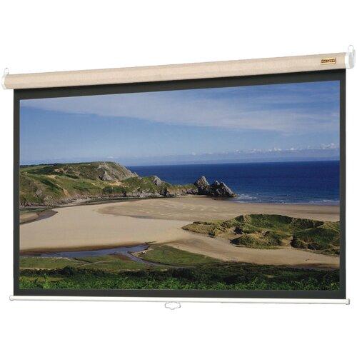 "Da-Lite Designer Model B High Power 50"" x 50"" Manual Projection Screen"