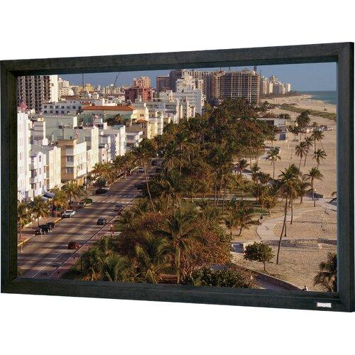 Da-Lite Cinema Contour High Contrast Fixed Frame Projection Screen