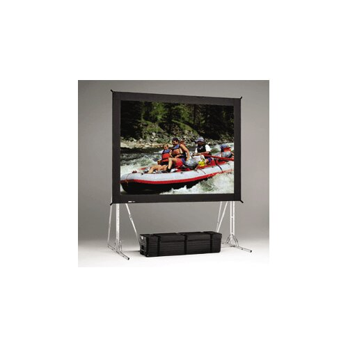 Da-Lite Fast Fold Deluxe Dual Vision Portable Replacement Projection Screen