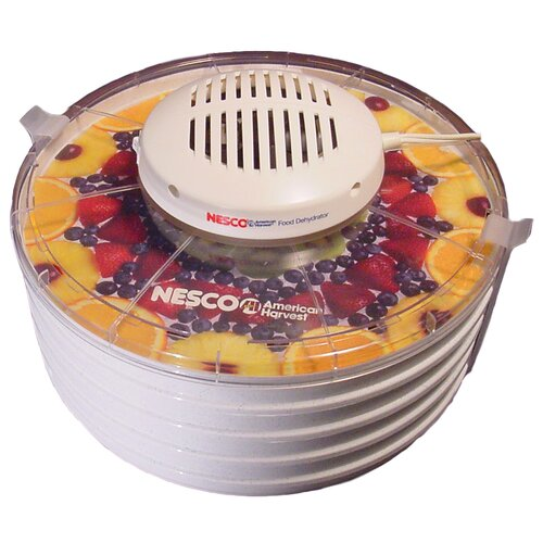 Nesco / American Harvest 4 Tray Food Dehydrator