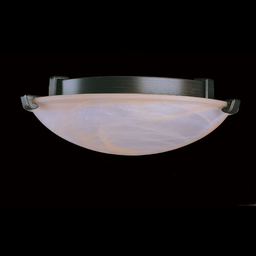 Concord Fans 1 Light Bowl Ceiling Fan Light Kit