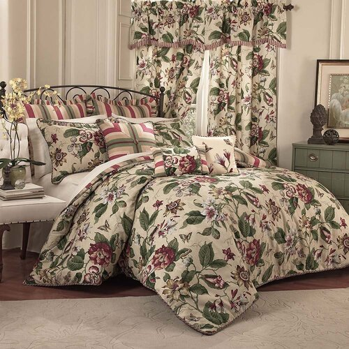 Laurel Springs 4 Piece Comforter Set
